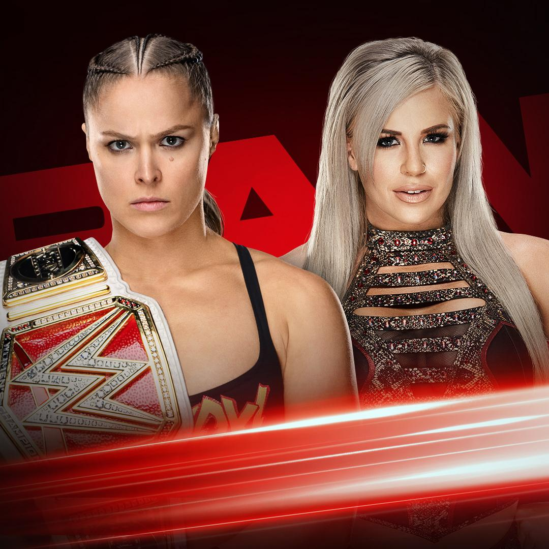Title Match, WrestleMania 35 Opponent Reveal And More Announced For Monday's WWE RAW