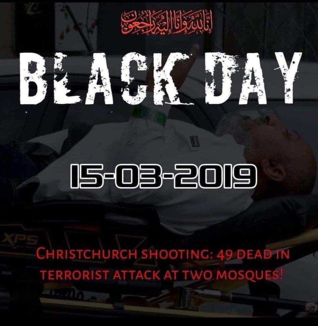 SAMI KK's photo on #ChristchurchTERRORISTattack