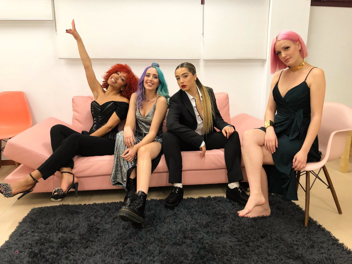 Sweet California's photo on #SweetCaliforniaLaMejorCancion