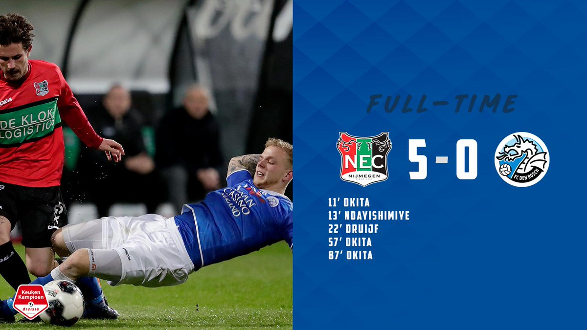 FC Den Bosch's photo on #necdbo