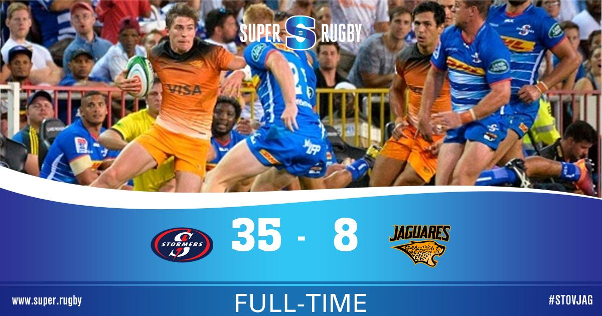 Super Rugby's photo on Stormers