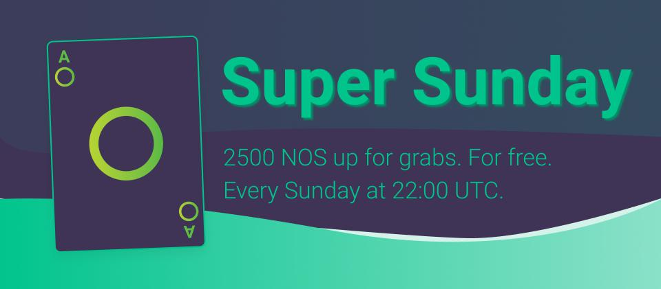 The nOS app start-up @nOS_Poker continues to host free tournaments, and is reporting hundreds of players signing up.  Next game is on Sunday, and free to join for all $NOS holders.