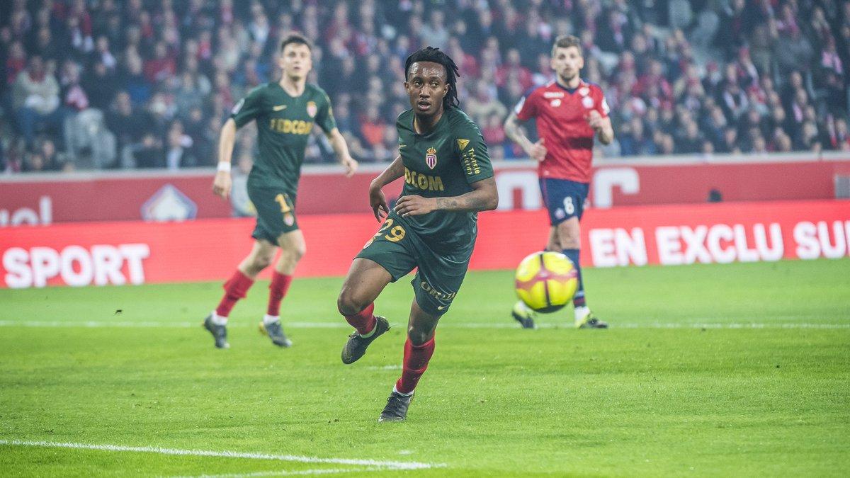 AS Monaco 🇲🇨's photo on le losc