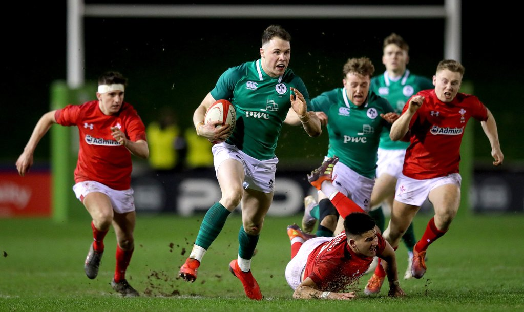 Irish Rugby's photo on #U20SixNations