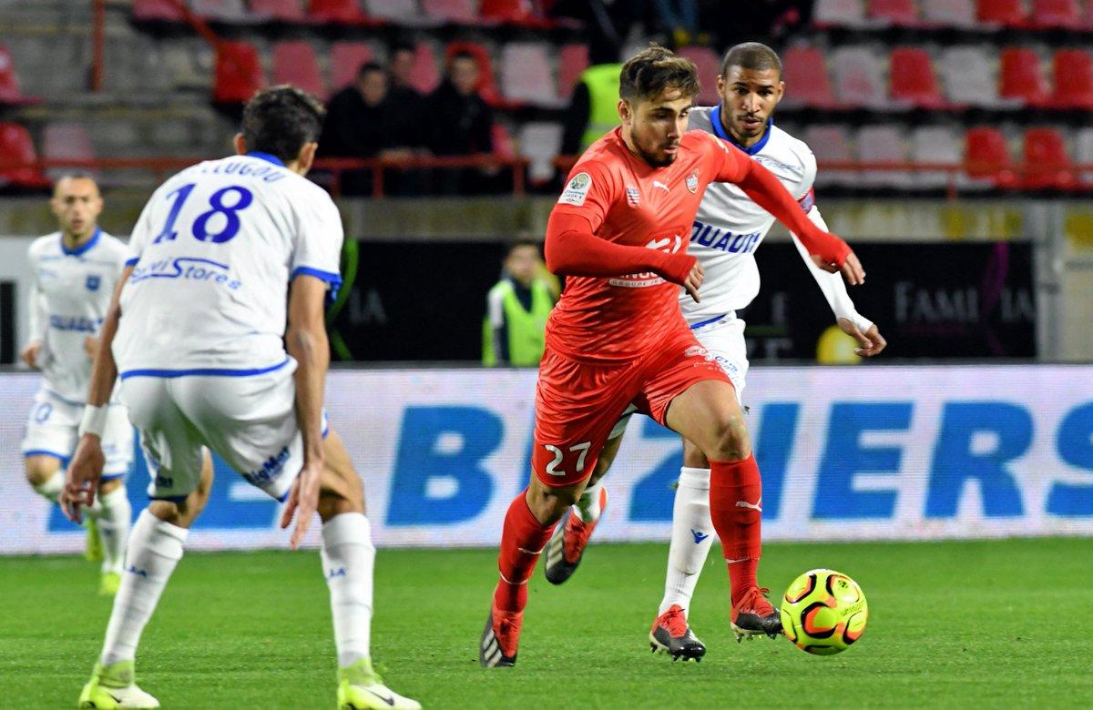 Midi Libre Sports's photo on #Ligue2
