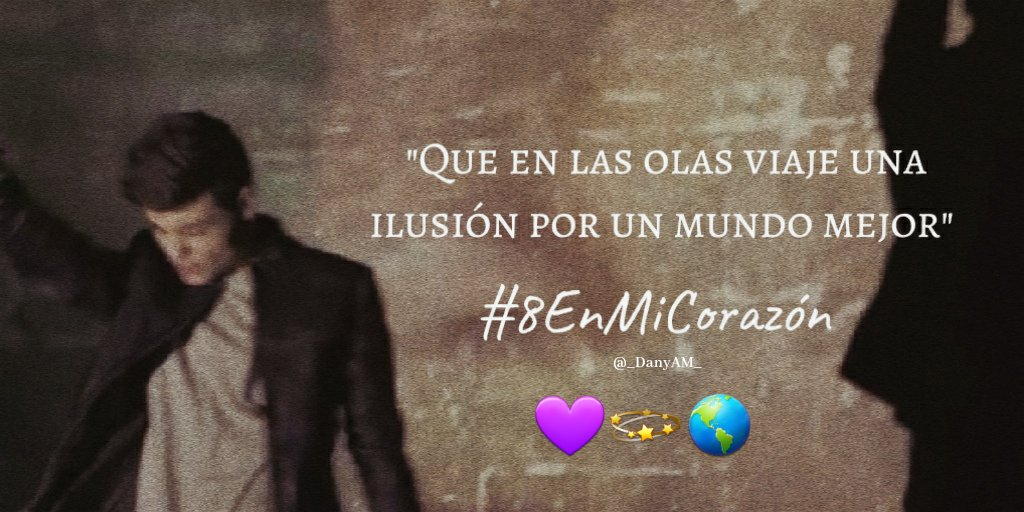 Dany🦅💜's photo on #8EnMiCorazón