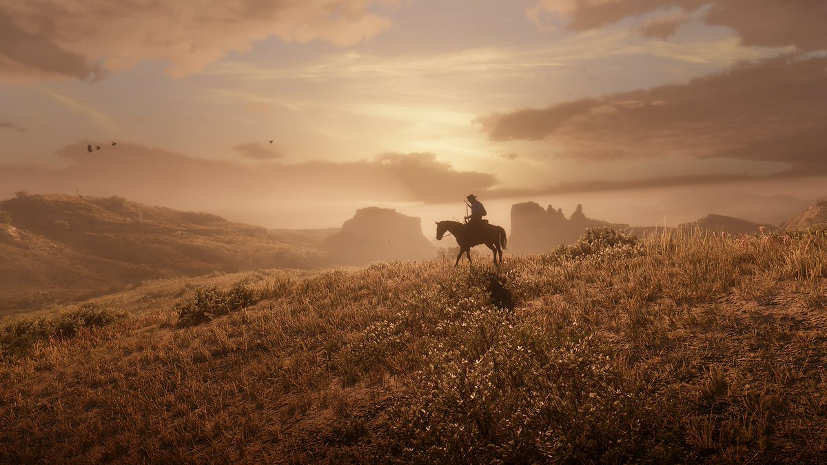 Red Dead Redemption 2 gets something right about having a terminal disease:  https://www. polygon.com/2019/3/12/1826 0456/red-dead-redemption-2-illness-tuberculosis?utm_campaign=polygon.social&amp;utm_content=polygon&amp;utm_medium=social&amp;utm_source=twitter &nbsp; … <br>http://pic.twitter.com/mj5kkgjYJ1