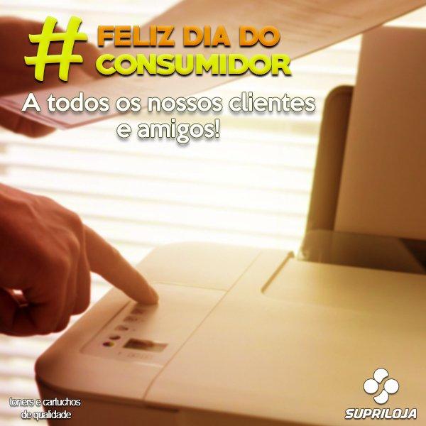 Supri Loja's photo on #DiaDoConsumidor