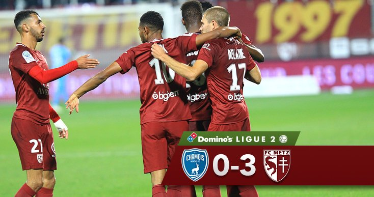 FC Metz ☨'s photo on #CNFCFCM