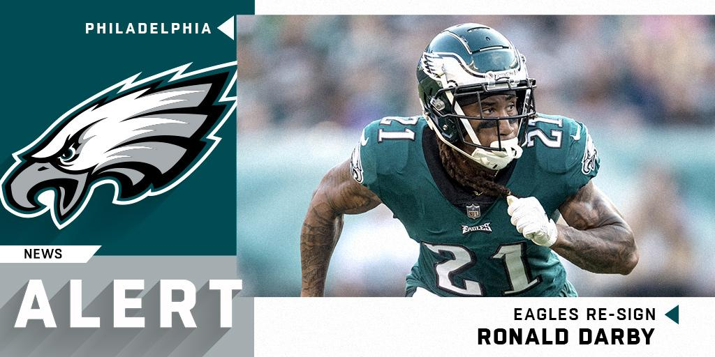 NFL's photo on CB Ronald Darby