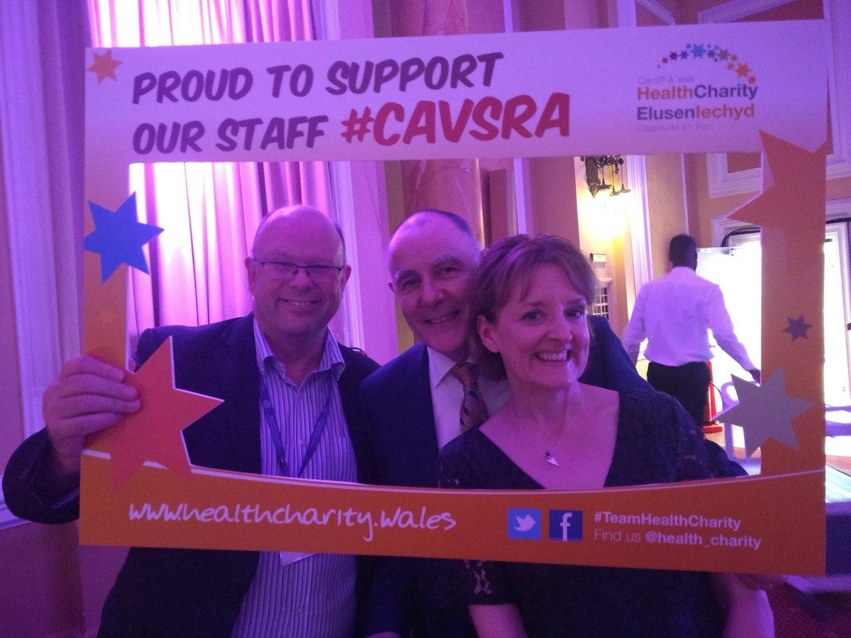 Cardiff & Vale Health Charity's photo on #CAVSRA