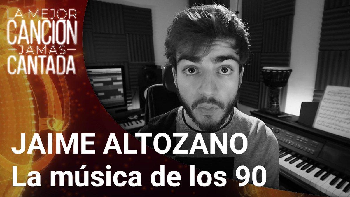 La 1's photo on #LaMejorCanción90