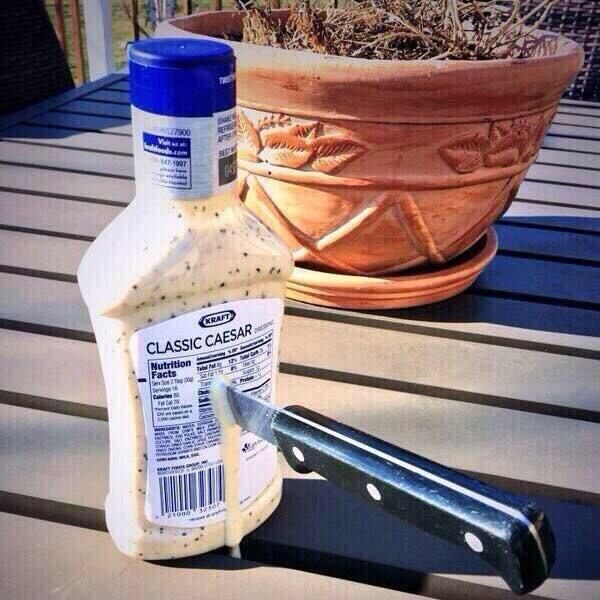 Classic Caesar knifing, for the Ides of March. Evan Siegfried on Twitter.