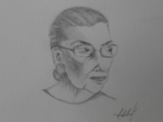 Happy Birthday to my Hero Ruth Bader Ginsburg