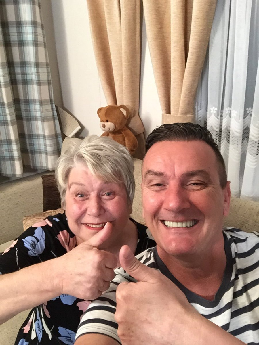 Debbie Humphreys's photo on #Gogglebox