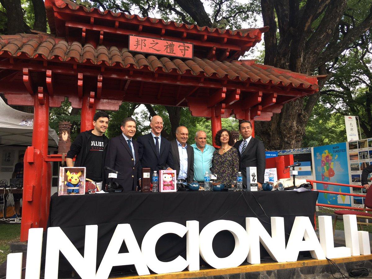 Embajada del Japón's photo on #5Embajadores