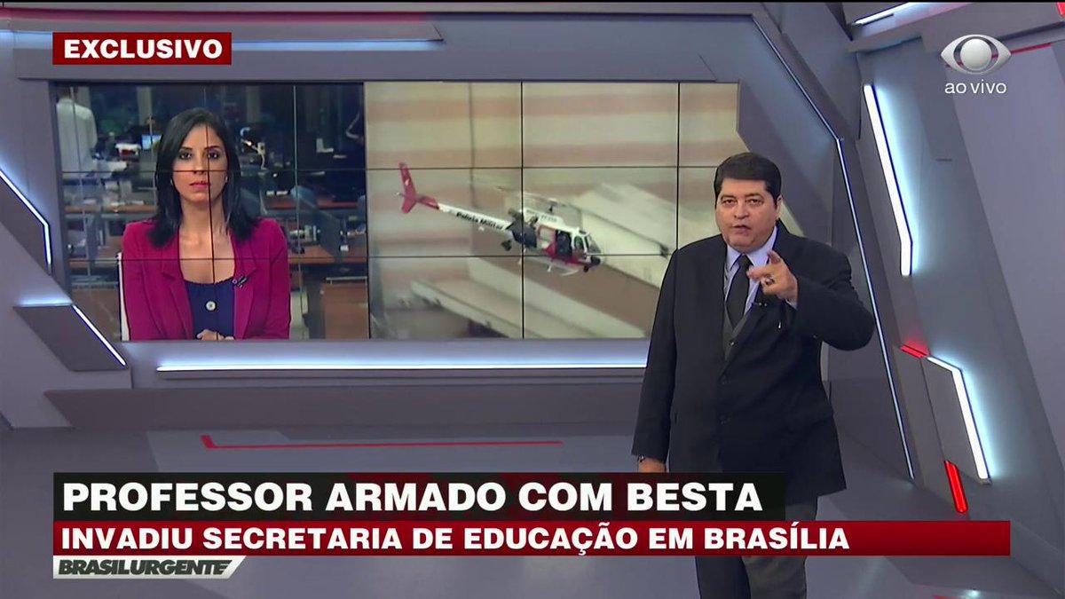 Brasil Urgente's photo on Secretaria de Educação