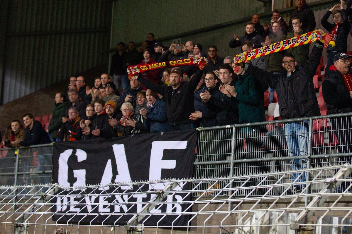 Go Ahead Eagles 🦅's photo on #helgae