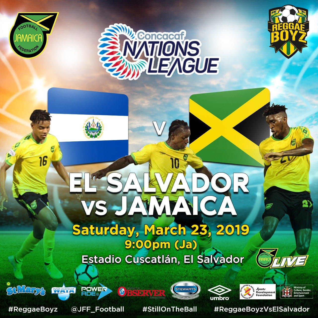 Liga de Naciones CONCACAF y Eliminatorias a Copa Oro 2019 [23 de marzo del 2019 - Jamaica] D1uwhi2W0AEXP_y?format=jpg&name=large