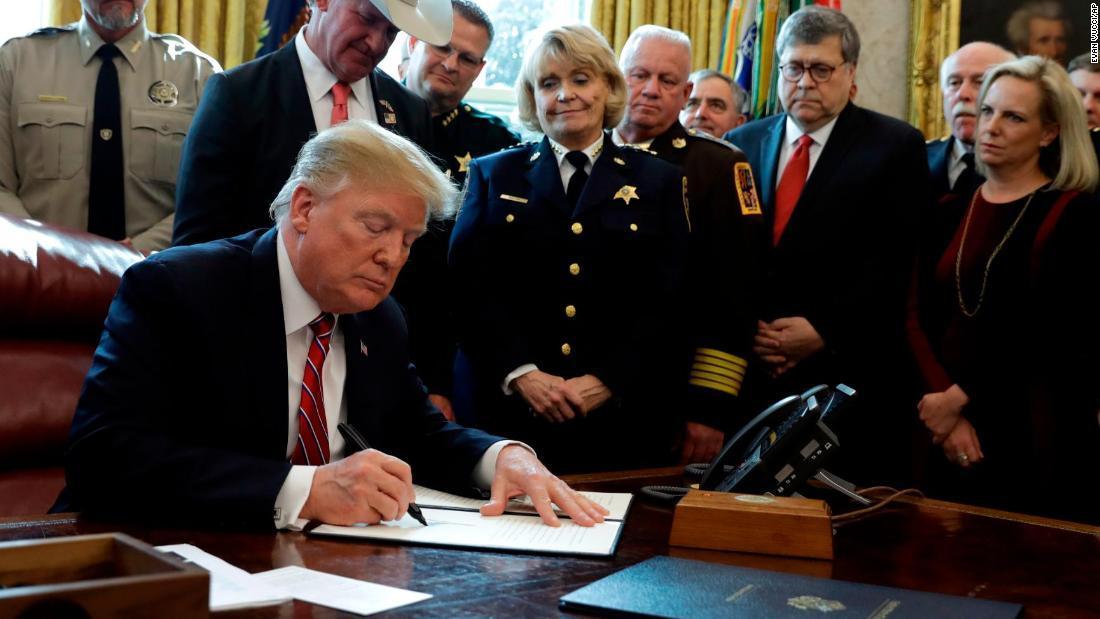 Read President Trump's official veto message to Congress https://t.co/P3VBI02YwB https://t.co/PJeMMPQrj6