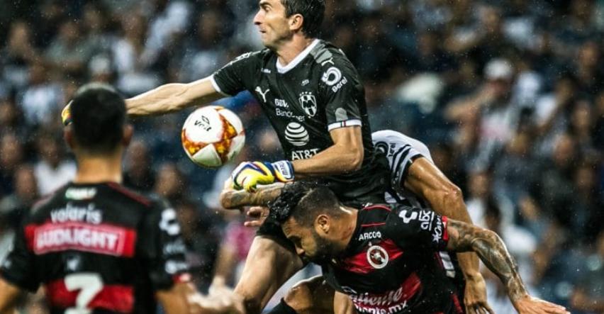 Xolos Tijuana vence 1-0 al Monterrey Liga MX Jornada 11 2019