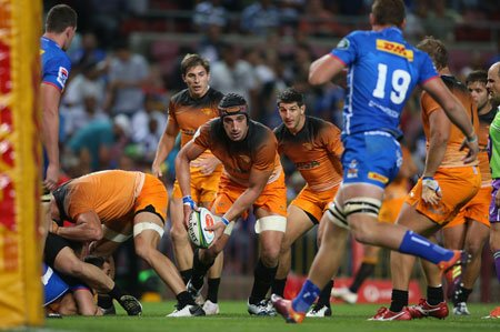 Rugby Champagne's photo on Jaguares