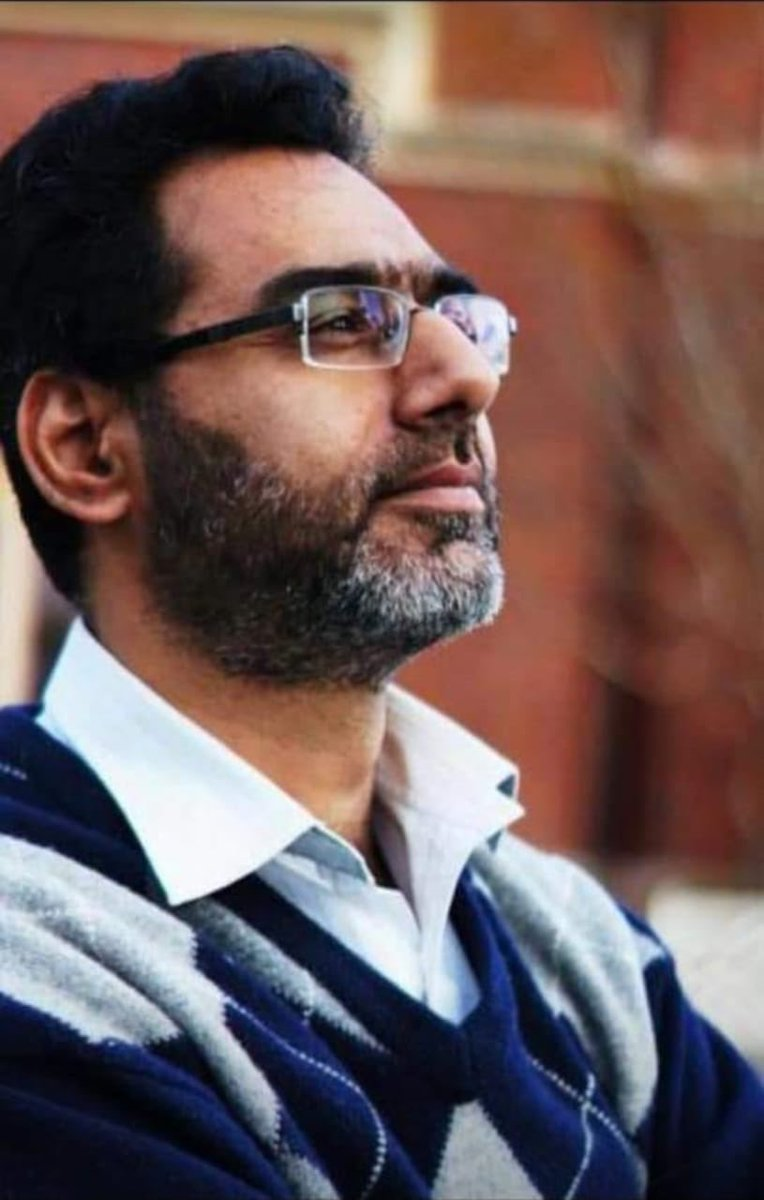 This is Naeem Rashid.  Even as his son Talha was shot and people around him lay bleeding in the mosque, he rushed the gunman, with no weapon, just his bare hands.  Both he and his son lost their lives.  #NewZealandTerroristAttack #christchurch