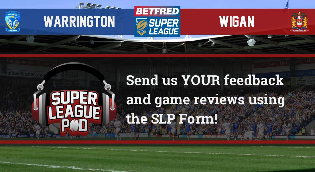 Super League Pod's photo on #SLWarWig