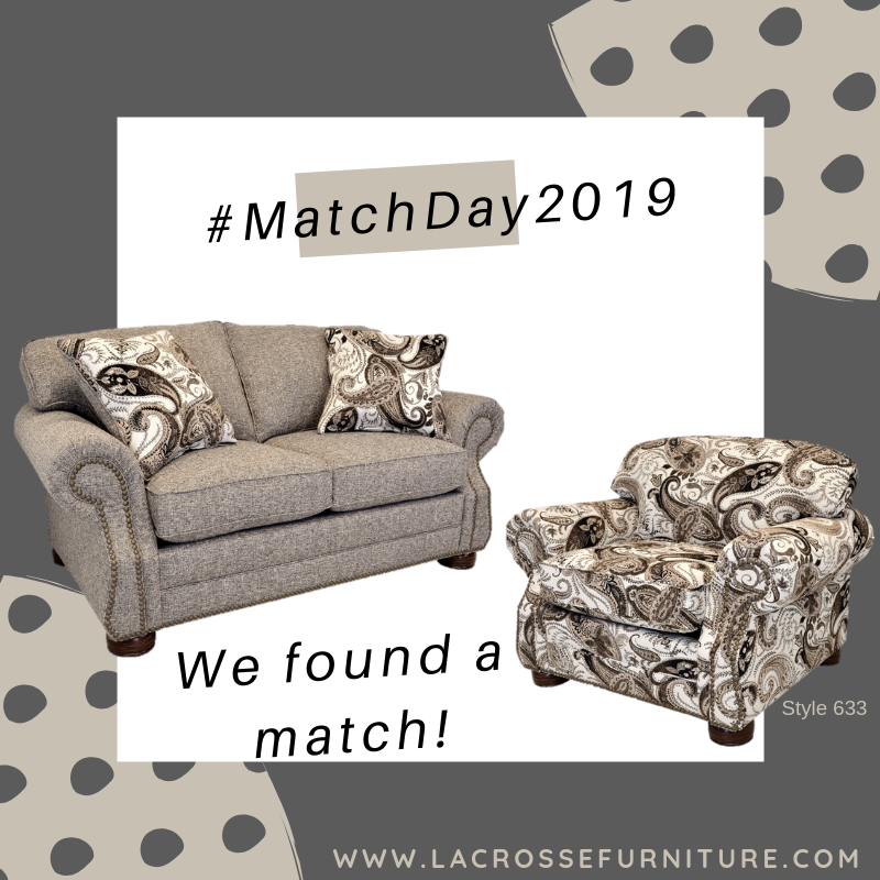 LaCrosse Furniture's photo on #Match2019