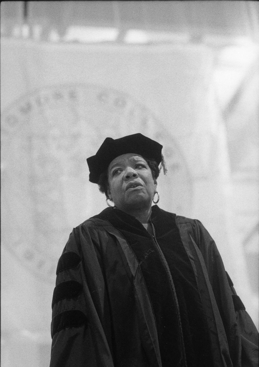 HBCU Pulse's photo on Dr. Angelou