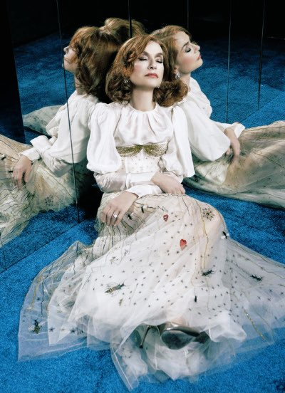 Happy birthday to Isabelle Huppert