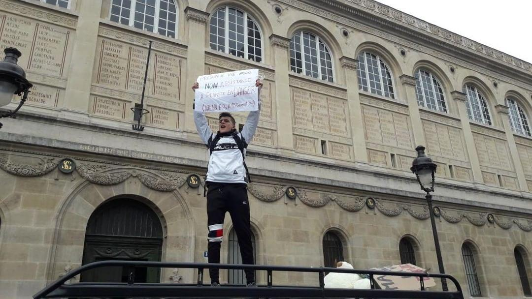 Dany Gmrs's photo on #GreveMondialePourLeClimat