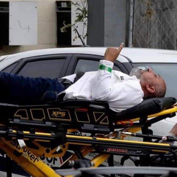 Danish Mehraj Khan's photo on #ChristchurchTERRORISTattack