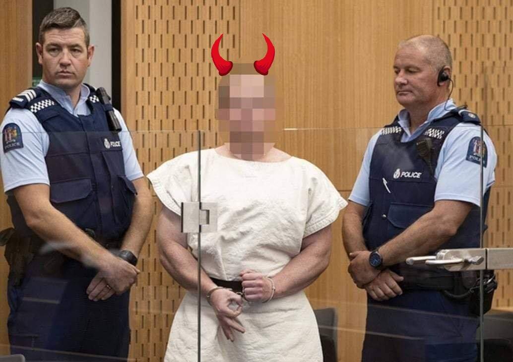 RAJA  ALI's photo on #ChristchurchTERRORISTattack