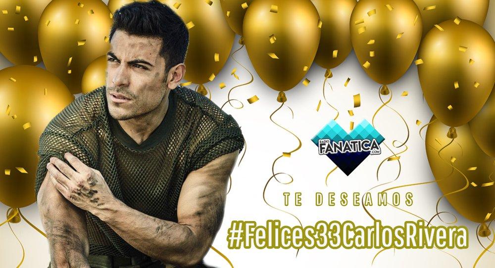 RadioFanatica 107.6  👉 +34 675916306 & 91.3867680's photo on #Felices33CarlosRivera