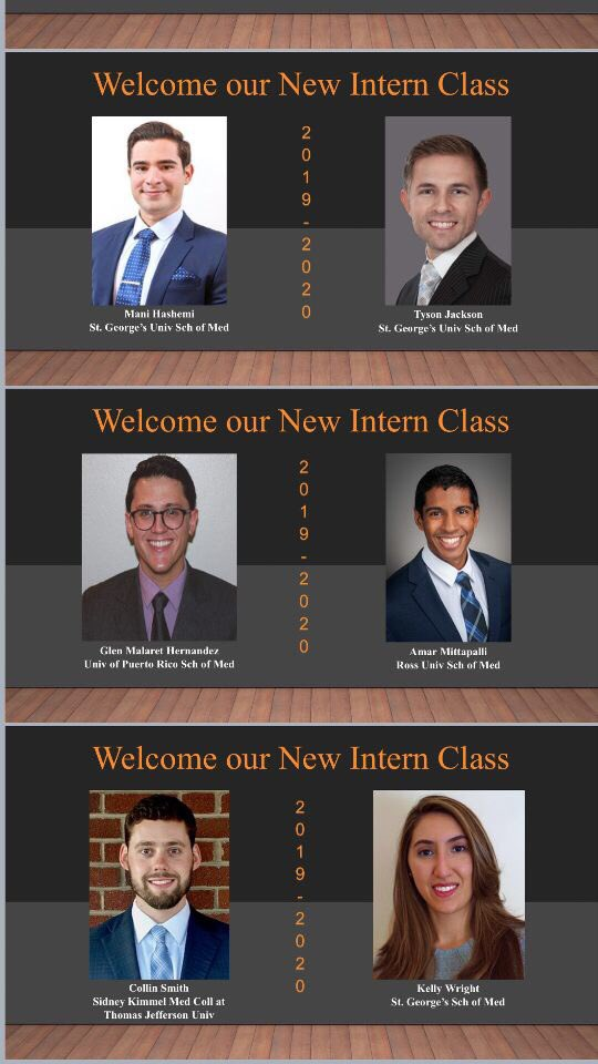 We would like to welcome the new #EM class of 2022! We can't wait to meet everyone! Welcome to the family   #krmc #miami #EmergencyMedicine #MATCHDAY2019<br>http://pic.twitter.com/UFCPTBgBBK