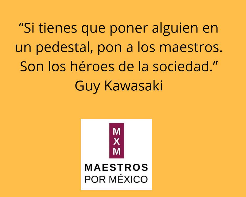 Maestros Por México Puebla's photo on #viernesyyolibrepara