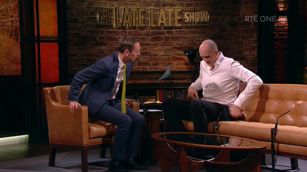 The Late Late Show's photo on #latelate