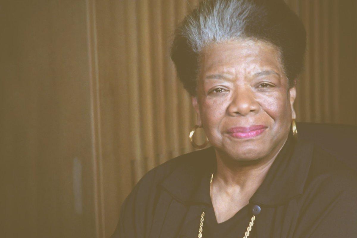 #LoveLearnLead's photo on Ms. Angelou