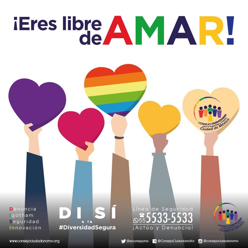 Consejo Ciudadano Mx's photo on #viernesyyolibrepara