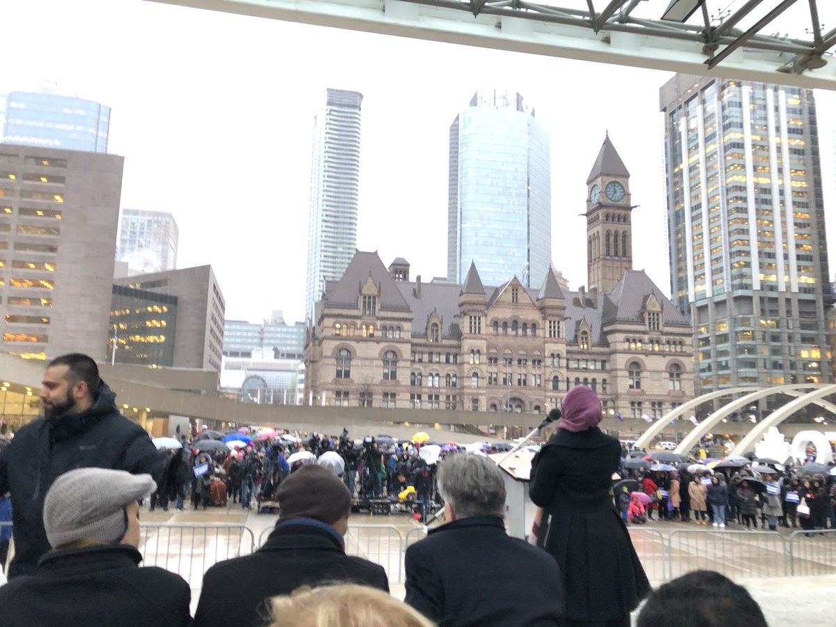 Sophie Helpard's photo on Nathan Phillips Square