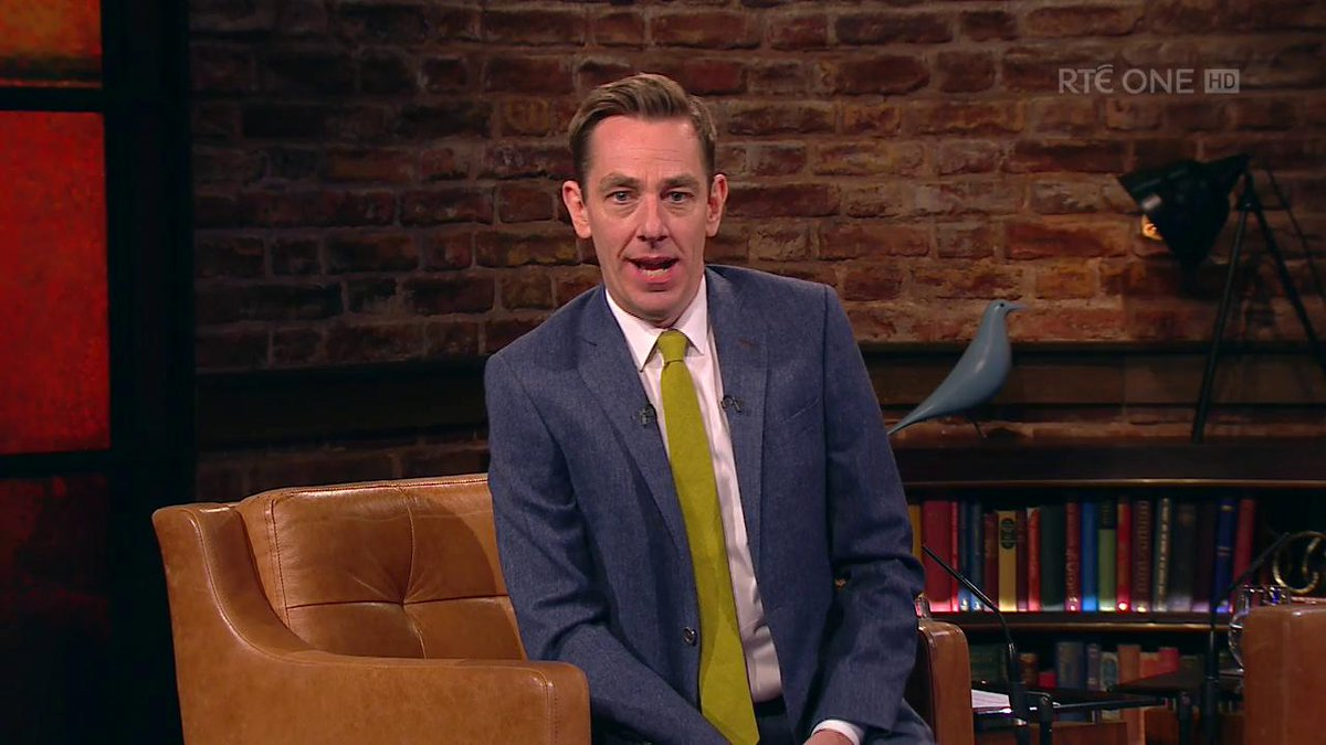 RTÉ One's photo on #latelate