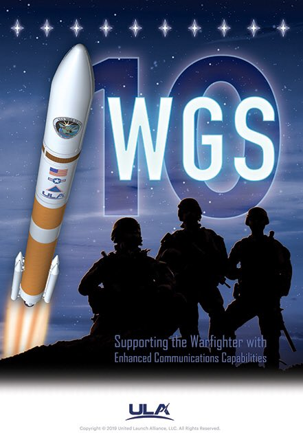 AF Space Command's photo on #WGS10