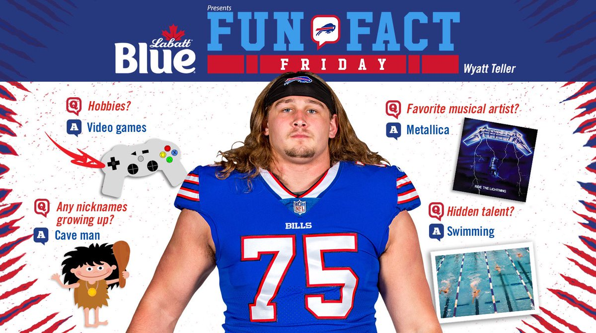 You know him as Wyatt Teller but he also answers to Caveman. 😂 #FunFactFriday https://t.co/59f0XdZUdT