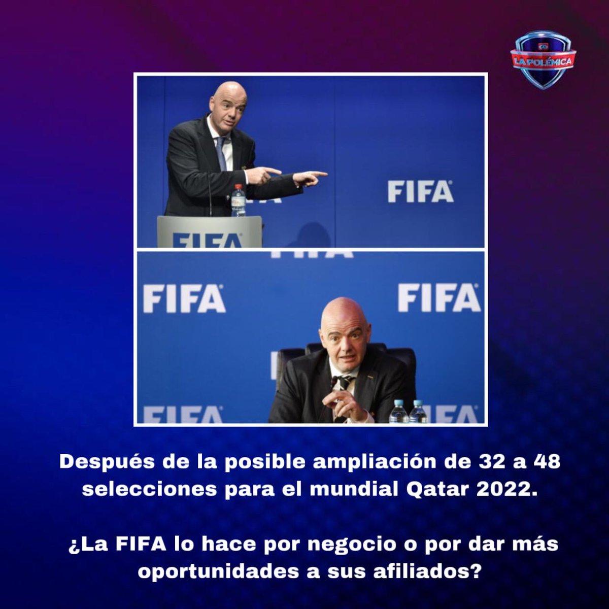 LaPolemicaTCS's photo on La FIFA