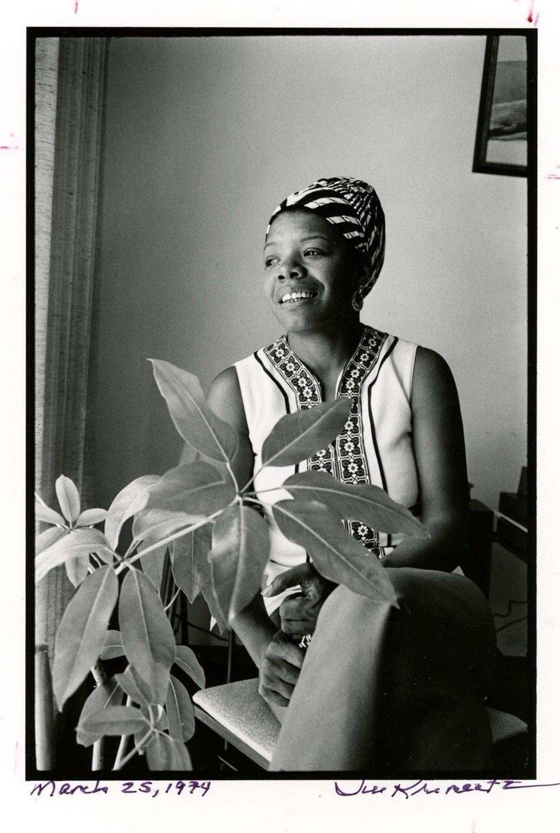 COMMON's photo on Maya Angelou