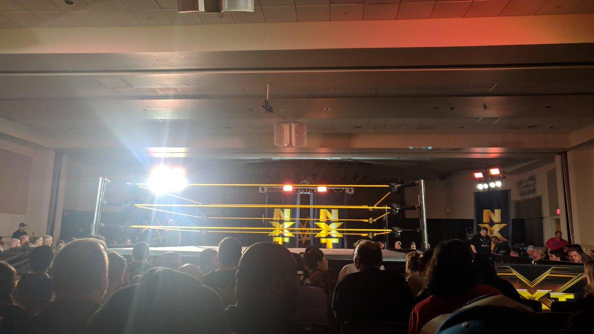 WWE NXT Live Event Results From Venice (3/15): Matt Riddle Headlines, X-Pac - Eric Bugenhagen, More
