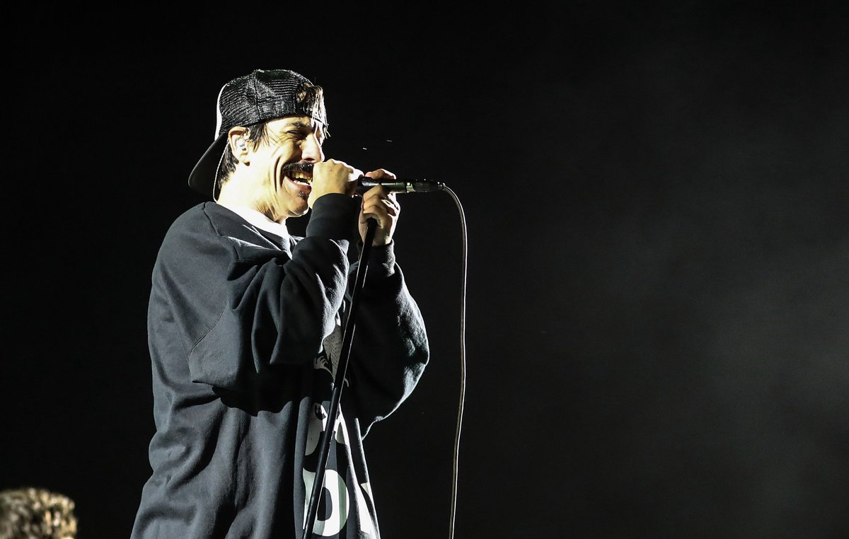 NME's photo on Red Hot Chili Peppers