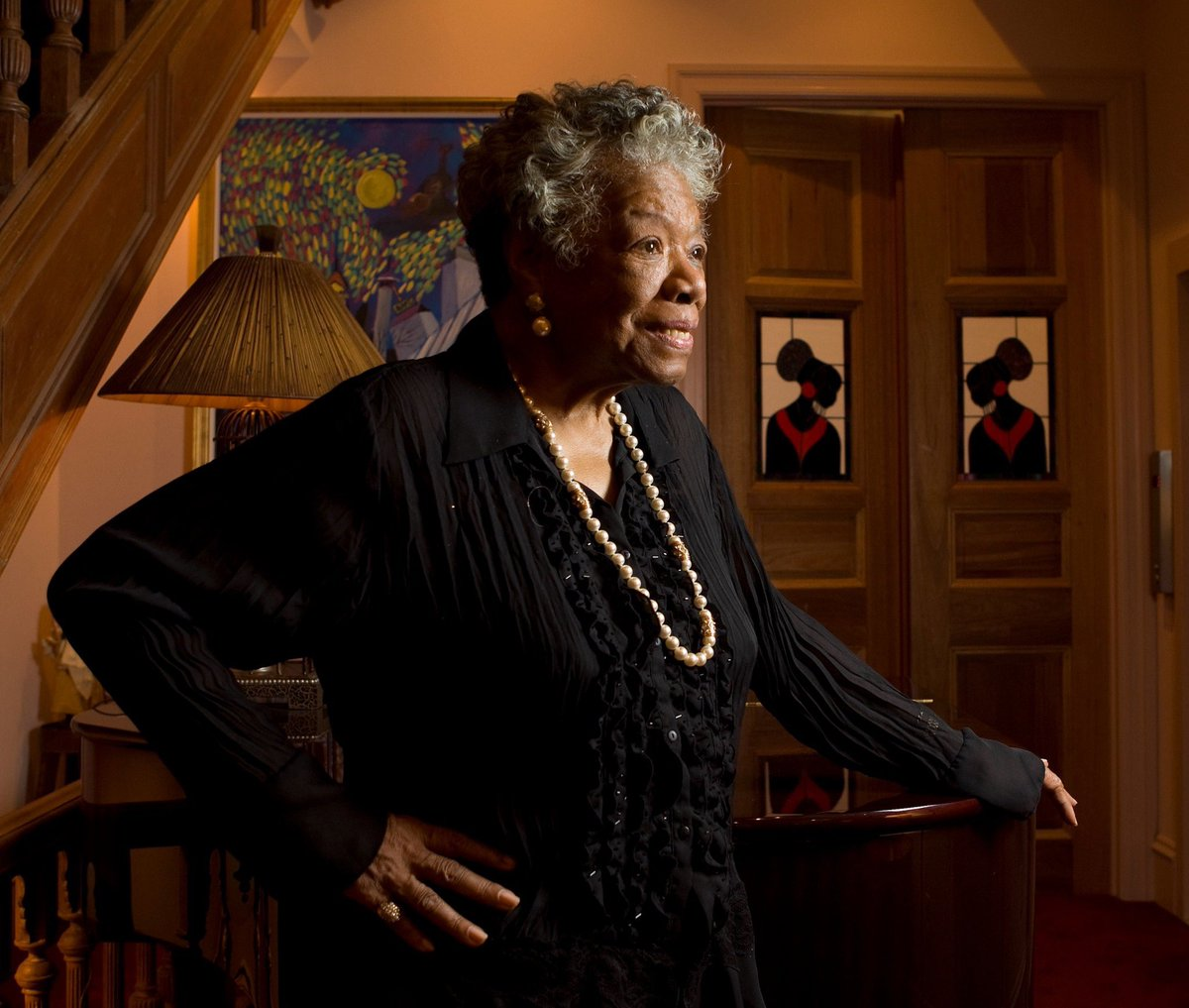 COMMON's photo on Dr. Angelou