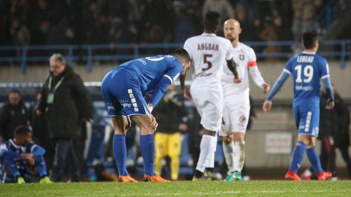Chamois Niortais FC's photo on #CNFCFCM